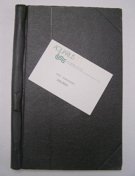 2001: Interview David Sylvester and Francis Bacon, boun
