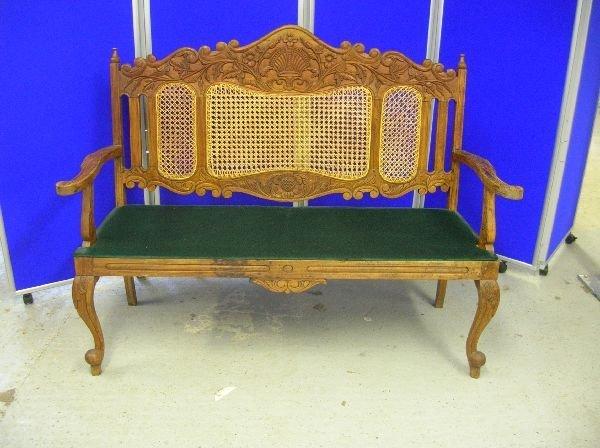 11: 19th century Sri Lankan satinwood double