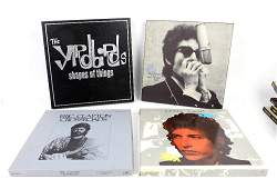 A group of 21 CD and vinyl box sets incl