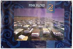 Pink Floyd - 1987/8 World Tour poster, r