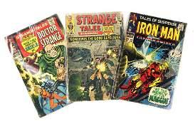Marvel Strange Tales Comic No.138 (1965