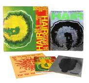 Hair - London production LP (1968) with