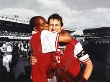Arsenal Football Club  Tony Adams and I