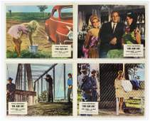 Cool Hand Luke (1967) Set of 8 Front of House card