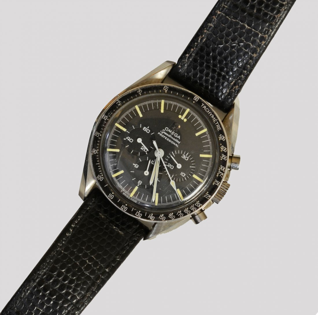 Rare 1960's Omega Speedmaster professional wrist watch