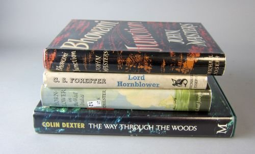 Collection of First Edition books, including, John