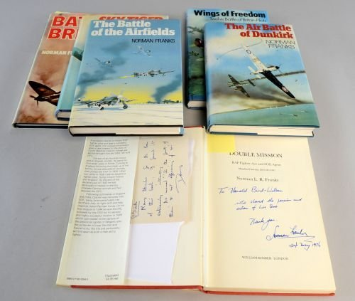 The Air Battle of Dunkirk, Norman Franks, published by