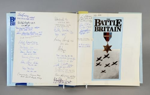 The Battle of Britain, published by Salamander Books