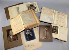 Memorabilia signed photographs of Actors  Actresses