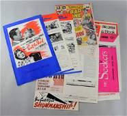 23 film press and campaign books inc. 'Rawhide', 'The