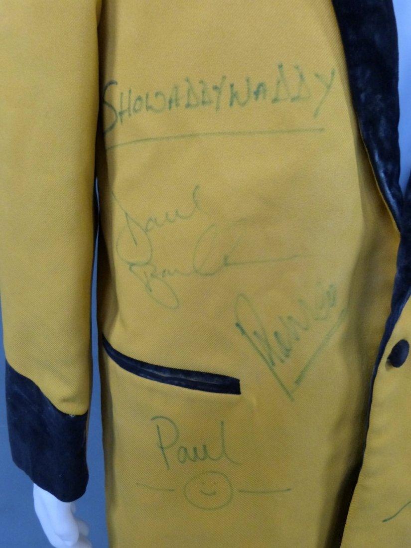 Showaddywaddy: a stage jacket worn by lead vocalist - 2