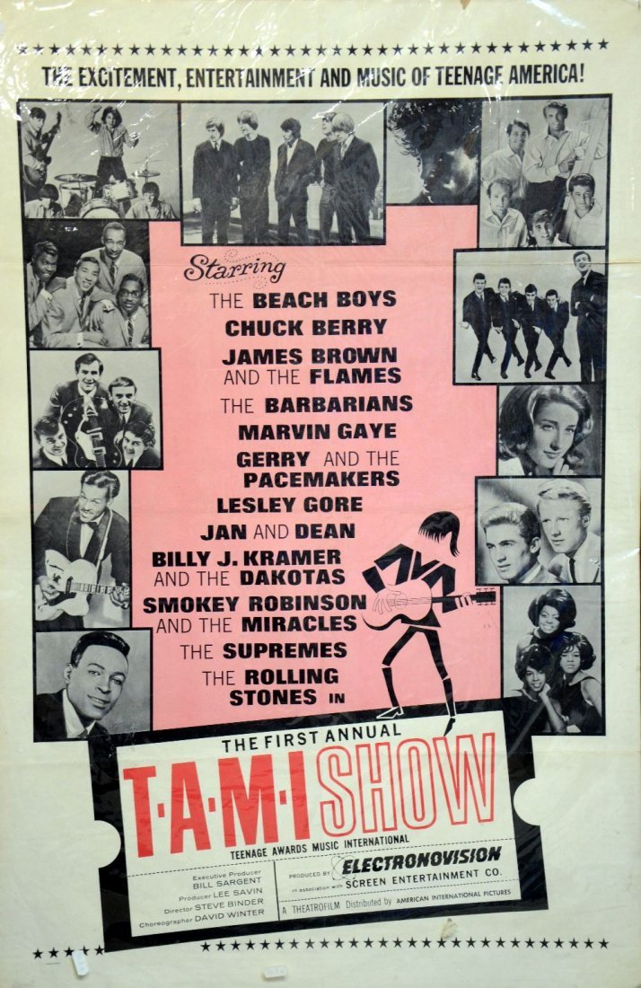 The First Annual T.A.M.I. Show (1964) Rock N Roll One
