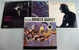 50+ LP Vinyl Records (33 1/3 RPM) including Time Out &