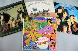 60+ LP Vinyl Records, Beatles A Collection of Beatles