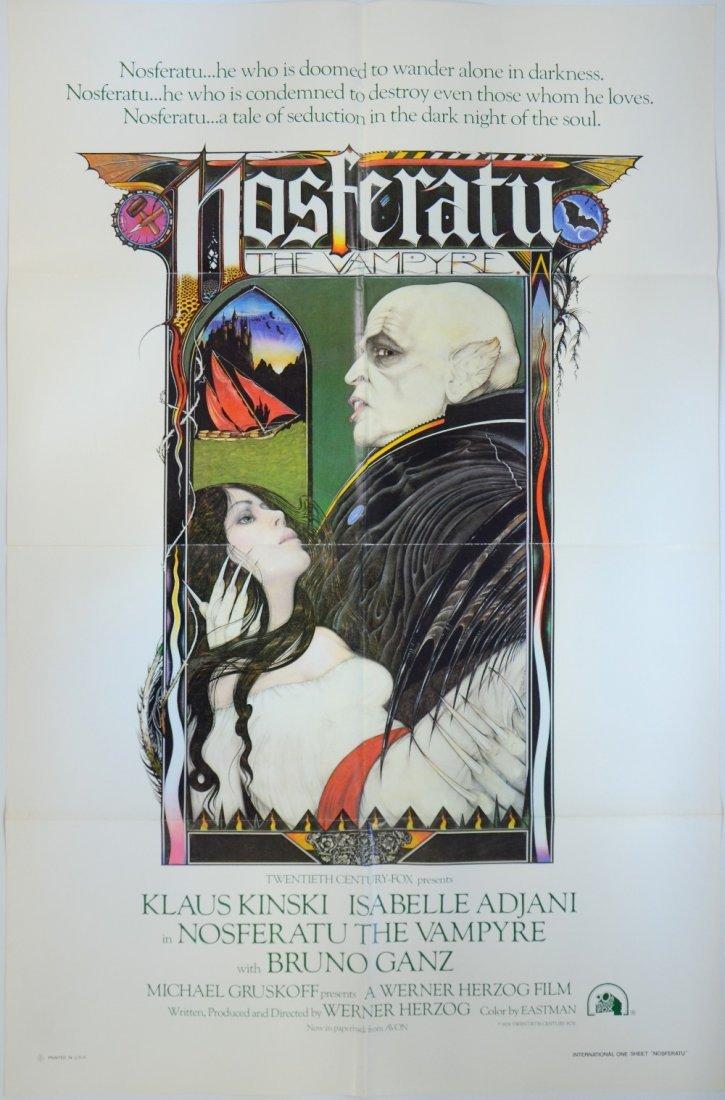Nosferatu the Vampyre (20th Century Fox, 1979)