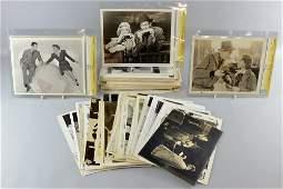 Black & White film stills, some silver gelatin mainly
