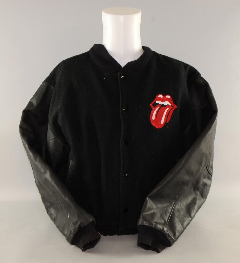 The Rolling Stones, Voodoo Lounge Tour 1994 jacket,