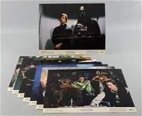 Star Wars Return Of The Jedi (1983) Complete set of US