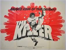 40+ British Quad film posters inc The Killer (1973),