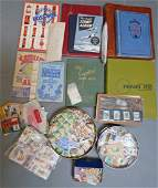 Quantity of stamps to include album of First Day