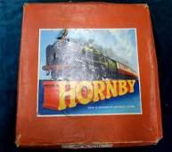 O Gauge clockwork Hornby Train Goods Set, No 20, in
