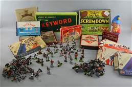 ScrumDown board game five other board games Noddy