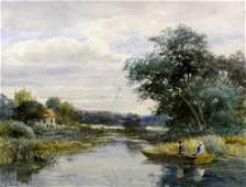 John Bates Noel act18701927 Fishing