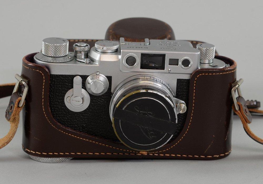 Leica DBP Ernst Leitz GMBH Wetzlar Camera, serial - 2