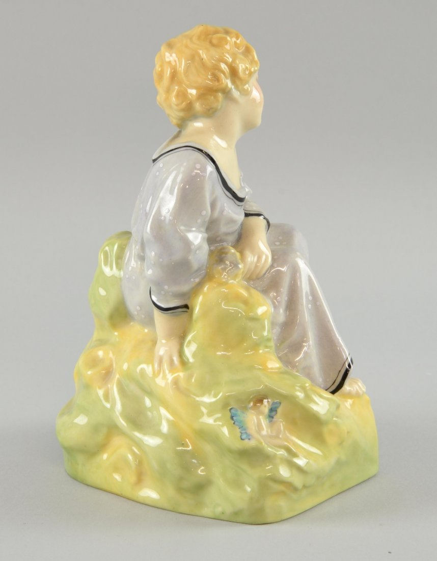 The Little Land` a rare Royal Doulton figure, designed - 2