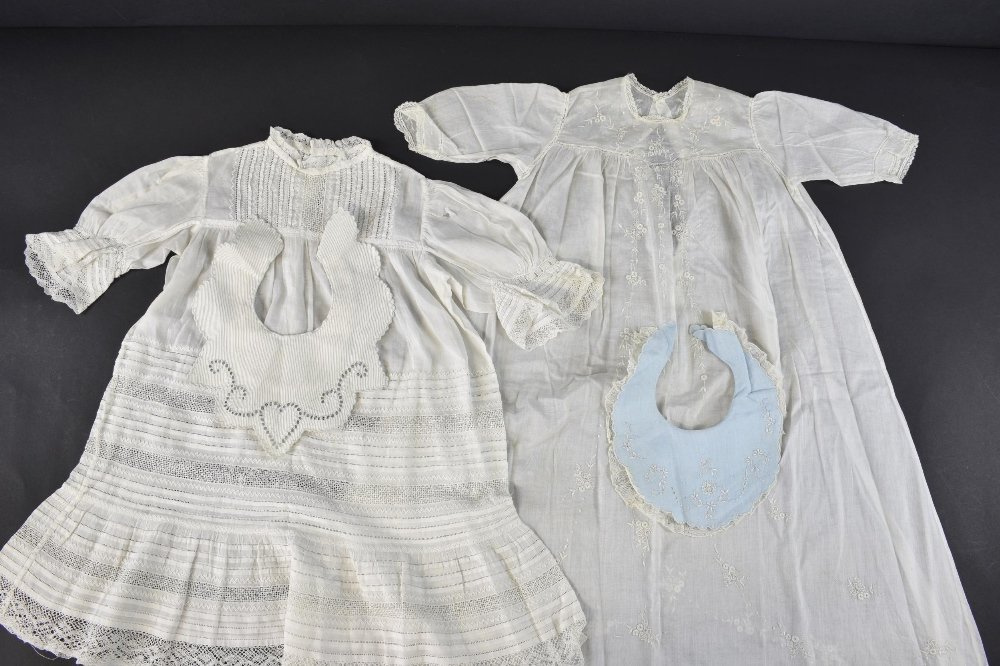 A group of Children's and baby's whitework to include a