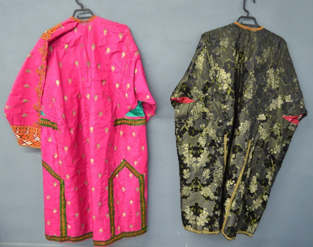 Baluchistan 19th C, Pushk Kurta,  a womens robe of - 8