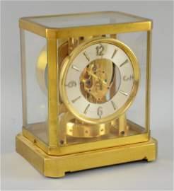 Jaeger le Coultre  Atmos mantel clock 24cm x 19cm