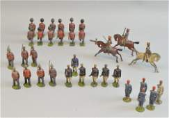 Collection of Britain's Soldiers  to include Britain's