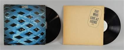 The Who  Live At Leeds LP vinyl album Track 2406