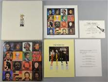 The Who  Face Dances Special limited edition of 300