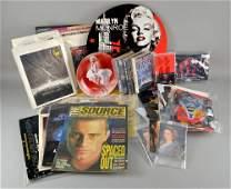 Movie Memorabilia - Battlestar Galactica promotion