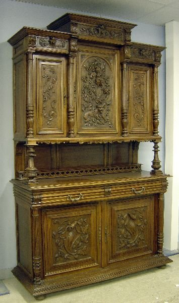 3: 19th century sideboard