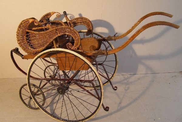 15: baby's carriage