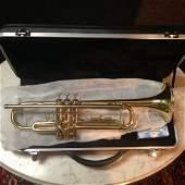 New J.R. Behm Trumpet