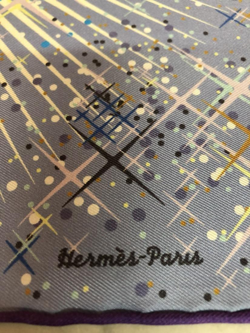"Hermes ""Magic Kelly"" Scarf w/ Original Box - 5"
