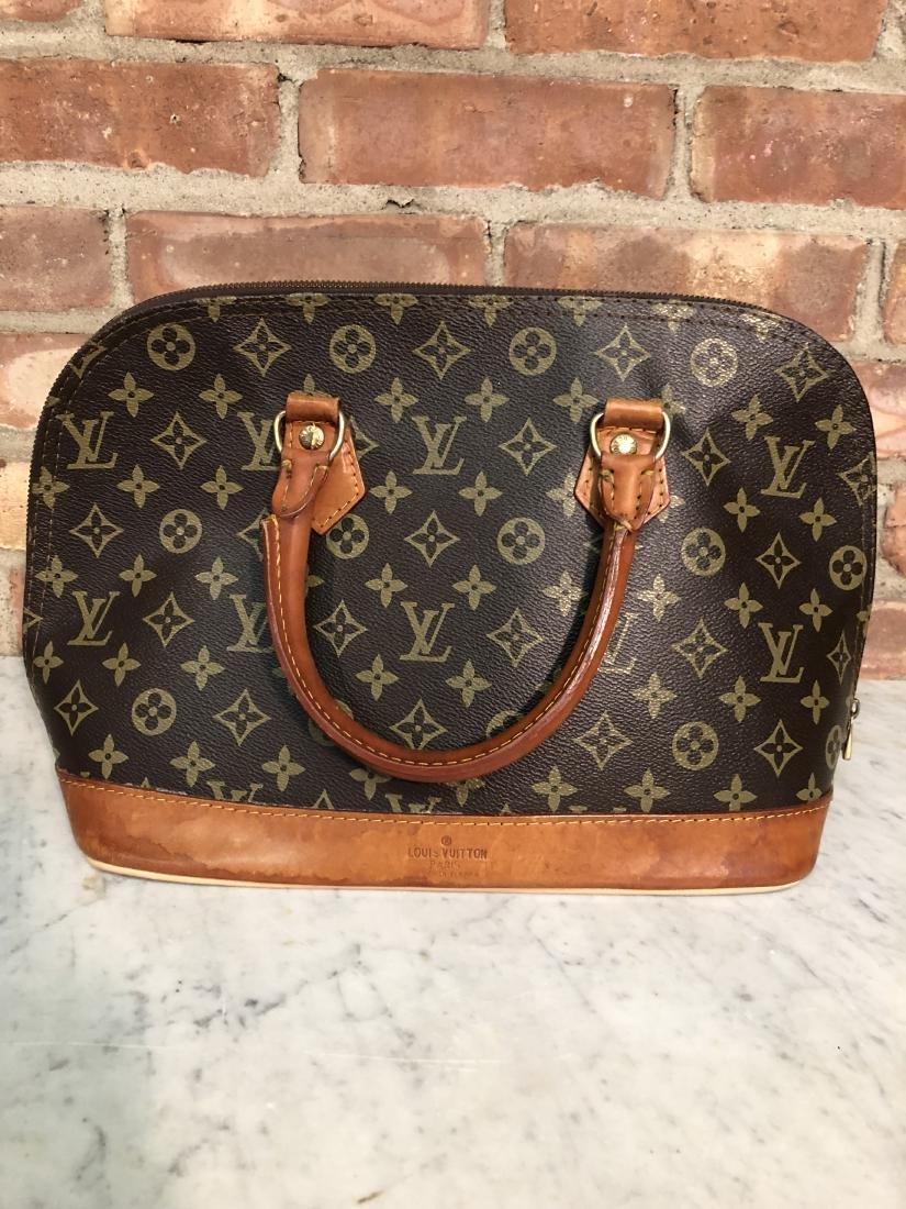 """Louis Vuitton """"Alma"""" Handbag - 3"""