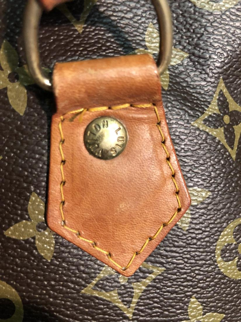 """Louis Vuitton """"Alma"""" Handbag - 8"""