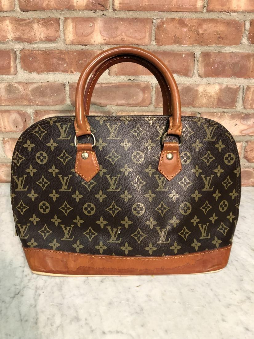 """Louis Vuitton """"Alma"""" Handbag - 9"""
