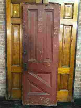 Victorian Entry Door- 4 Panel