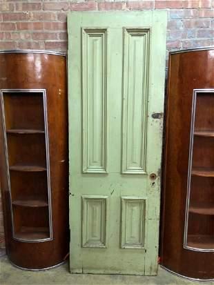 Victorian Entry Door
