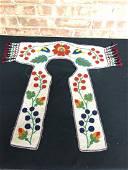 Antique Native American Vest w/ Bird Design