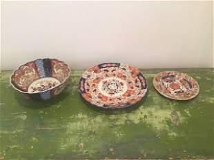Collection Imari w Mason's Ironstone Plate