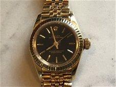 18k Gold Ladies Rolex