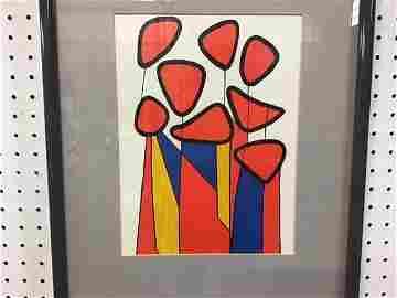"""Alexander Calder """"Homage to Calder"""""""