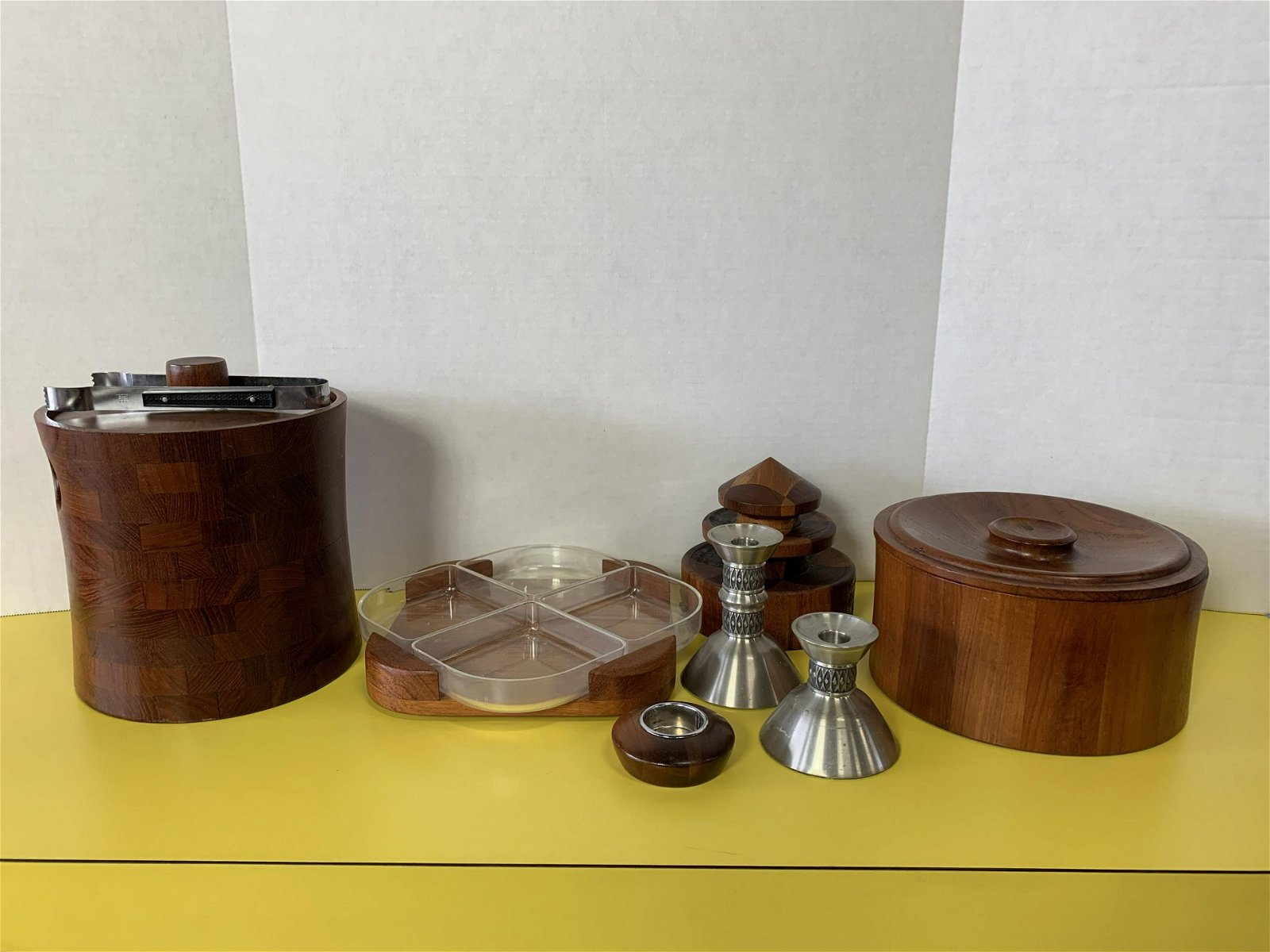 Collection 7 Mid-Century Dansk Kitchenware